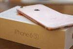 iPhone 6s Rose Gold Unboxing