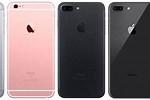 iPhone 6s vs 7 vs 8