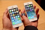 iPhone SE vs 4S