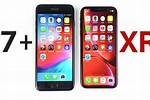 iPhone XR vs 7 Plus vs 6s