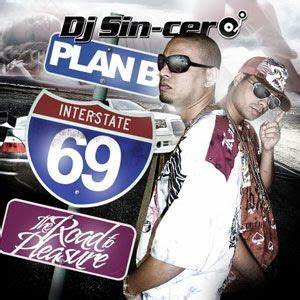 Interstate 69 The Road To Pleasure Mixtape By Dj Sin Cero 2007