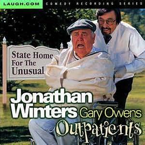 Jonathan Winters & Gary Owens