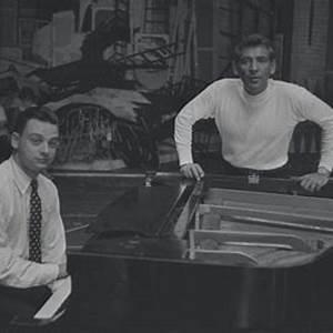 Leonard Bernstein & Stephen Sondheim