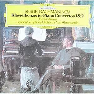 London Symphony Orchestra, Tamás Vásáry & Yuri Ahronovitch