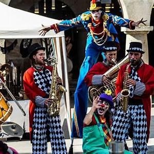 Los Músicos del Circo