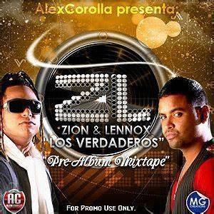 Los Verdaderos Pre Album Mixtape