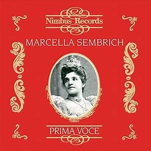 Marcella Sembrich, Antonio Scotti, Emilio De Gogorza & Walter B. Rogers