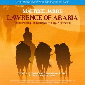 Maurice Jarre, Nic Raine & The City of Prague Philharmonic Orchestra