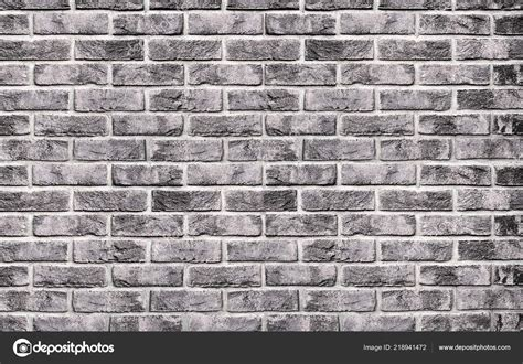 modern brick wall black  white photobrick wall