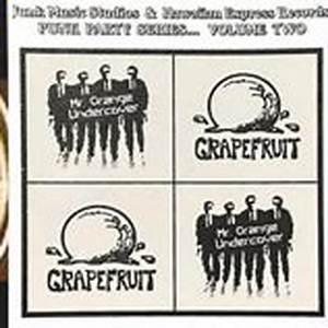 Mr. Orange Undercover & Grapefruit