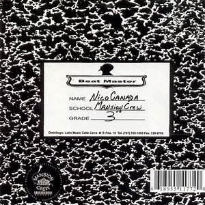 Nico Canada Vol 3 Beat Master