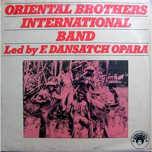 Oriental Brothers International Band
