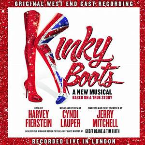 Original West End Cast of Kinky Boots