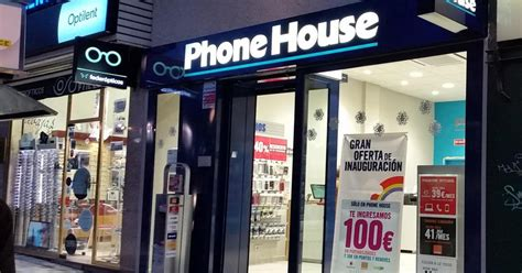 phone house ya  vende productos de movistar