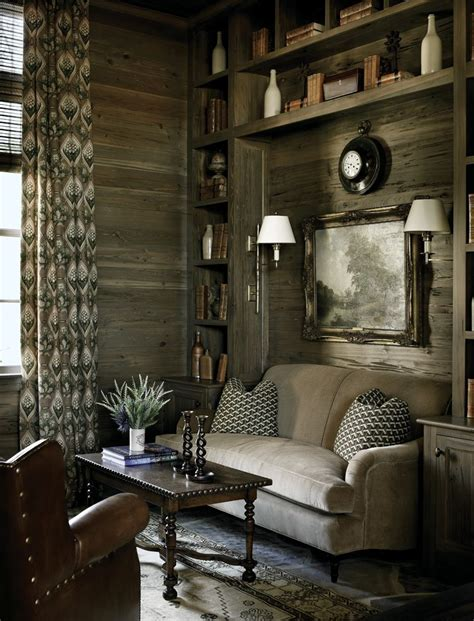 refined rustic living