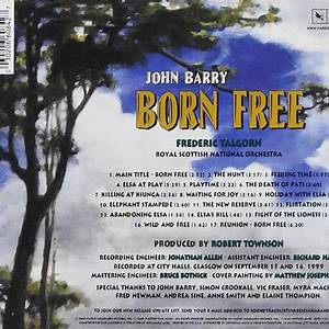 Royal Scottish National Orchestra, John Barry & Frederic Talgorn