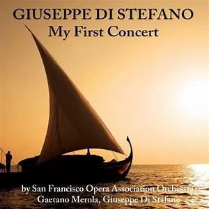 San Francisco Opera Association Orchestra, Gaetano Merola & Giuseppe di Stefano