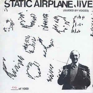 Static Airplane Jive Ep