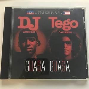 Tego Calderon Dj Whoo Kid