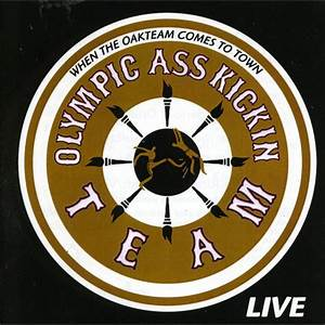Terry Anderson & The Olympic Ass Kickin Team