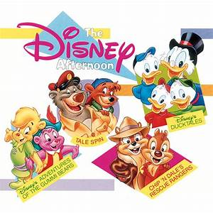 The Disney Afternoon Studio Chorus