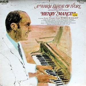 The Piano, Orchestra and Chorus of Henry Mancini