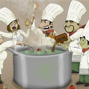 Too Many Cookes
