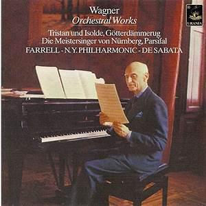 Victor de Sabata, Eileen Farrell & New York Philharmonic