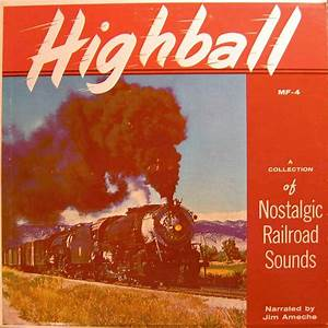 Vintage Train Sound Effects Company