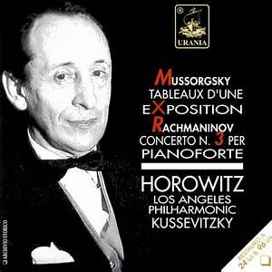 Vladimir Horowitz, Los Angeles Philharmonic & Sergej Kussevitzky