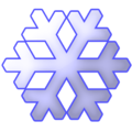 Category:Snow flake icons - Wikimedia Commons